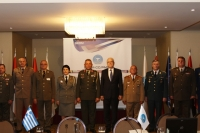 South-East Europe Deputy Chiefs of Defense General Assembly Meeting DEFENSE MINISTERIAL PROCESS (SEDM) under the Greek Presidency (12-14 June 2018).