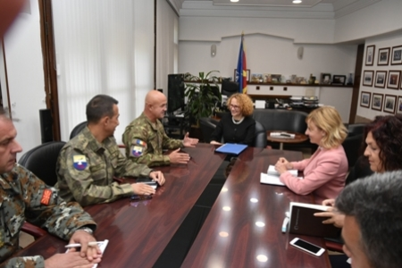 Evaluation visit to Nation 5 Affiliated Units and 1st Reconnaissance visit to the new location of SEEBRIG HQ, 4 – 8 November 2019