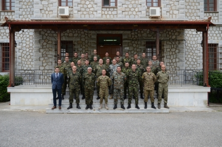 KEY LEADER TRAINING (KLT) TYRNAVOS 16-17 APRIL 2018