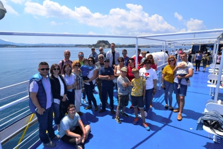Social Trip to Corfu Island ( Na 3, 11 – 13 May 2018 )