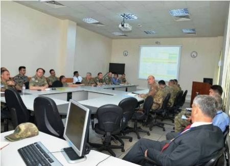 "Participation of SEEBRIG personnel in the Main Planning Conference of ""EURASIAN STAR 19"" Exercise, 15 – 16 May 19, Istanbul, Na-7"