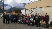 Social trip to Katerini for SEEBRIG Nucleus Staff and their families Katerini, Na-3, 11 November 2017