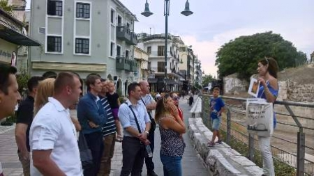 SEEBRIG HQ Newcomers' Cultural Visit to Larissa on 11th Sep 2019, Larissa Na-3