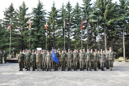"Participation of SEEBRIG in Exercise ""BALKAN BRIDGES 19""  in Sofia/Na2, 30 Sep-04 Oct 2019"