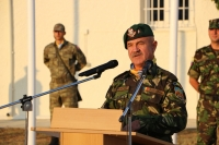 Speech of COMSEEBRIG BG Tudorica PETRACHE  on the occasion of the HO-TO, 23rd of August 2017, Tyrnavos/ Na3