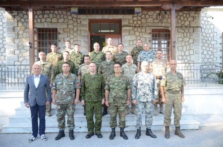 LITPOLUKRBRIG delegation's working visit