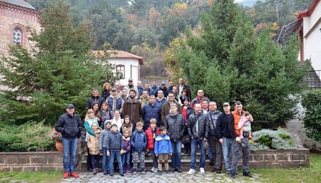 Cultural Visit to Dion Archaeological Site and St. Dionysios Monastery, 28 Nov 2016, Litohoro, NA-3