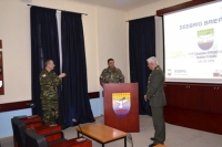 Farewell and Medal Ceremony for COS on 19 March 2018 and new COS assignment on 19 March 2018,  Tyrnavos/Larissa Na-3