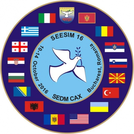 "Exercise ""SEESIM 16"", 10-14 Oct 2016"