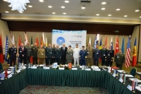 Participation of COMSEEBRIG in the South East Europe Defense Ministerial (SEDM) Deputy Chiefs of Defence Meeting (DCHOD), 12th June 2019, Skopje/Na 5.