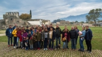 Social trip to Ioannina for SEEBRIG nucleus staff and their families, Na-3,  23-24 November 2019