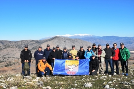 Hiking at Tyrnavos region for SEEBRIG nucleus staff, 12 Dec 18, Na 3