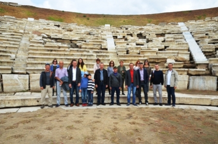 Larissa Museums Visit and City Tour Larissa, Na3, 30 September 2017