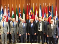 Visit of SEEBRIG personnel to OSCE, Vienna 11- 14 March 2019