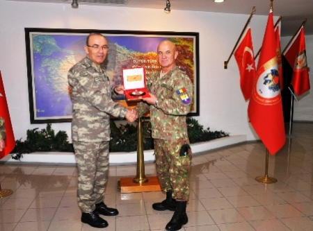 "Participation of SEEBRIG HQ personnel in ""COOPERATIVE RESOLVE 2019"" Exercise and ""KIŞ"" 2019 Exercise DV day, Ankara and Kars, Na 7"