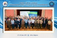 Participation of COMSEEBRIG in 7th Annual Interagency Interaction in Crisis Management and Disaster Response Conference,  5 – 6 June 2019, Sofia/Na 2