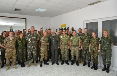 Farewell Ceremony for COS on 23 May 2019, Tyrnavos/Larissa Na-3