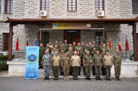 Disaster Relief Operations Course, 08-10 May 2018, Tyrnavos, Na-3