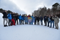 Ski training activity for SEEBRIG personnel at Elatohori Ski Center on 22nd Jan 19, Na 3